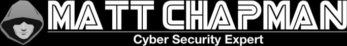 Matt Chapman - Cyber Security Expert